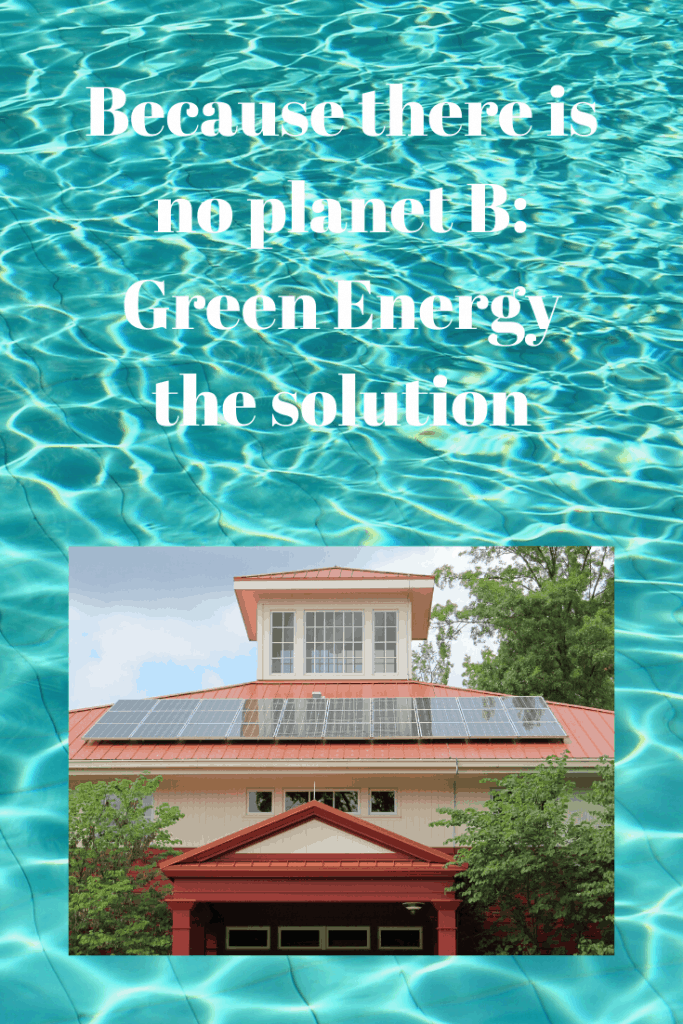 Green Energy the solution