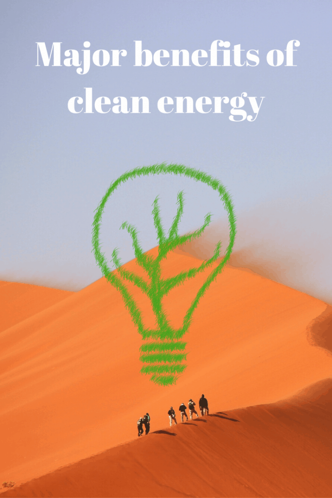 benefits of clean energy