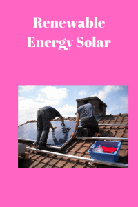 Renewable Energy Solar