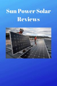 Sun  Solar Reviews