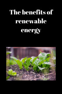 The benefits of energy