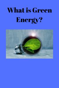 Green Energy information