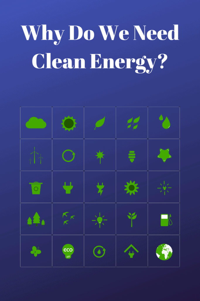 Need Clean Energy