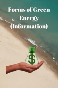 Green Energy (Information)