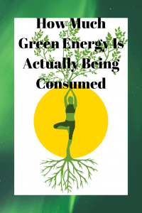 How Much Green Energy Is Actually Being Consumed