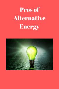 Alternative Energy Pros
