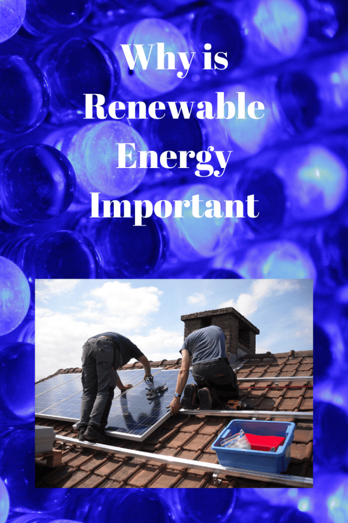 Renewable Energy Important