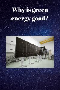 green energy good