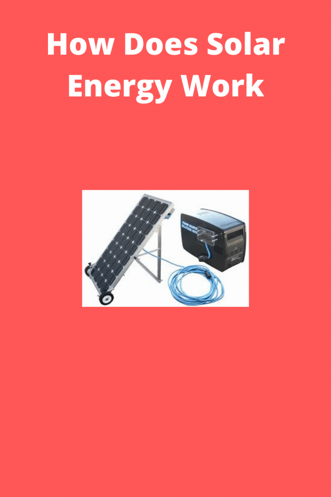 How does wind energy work to produce electricity
