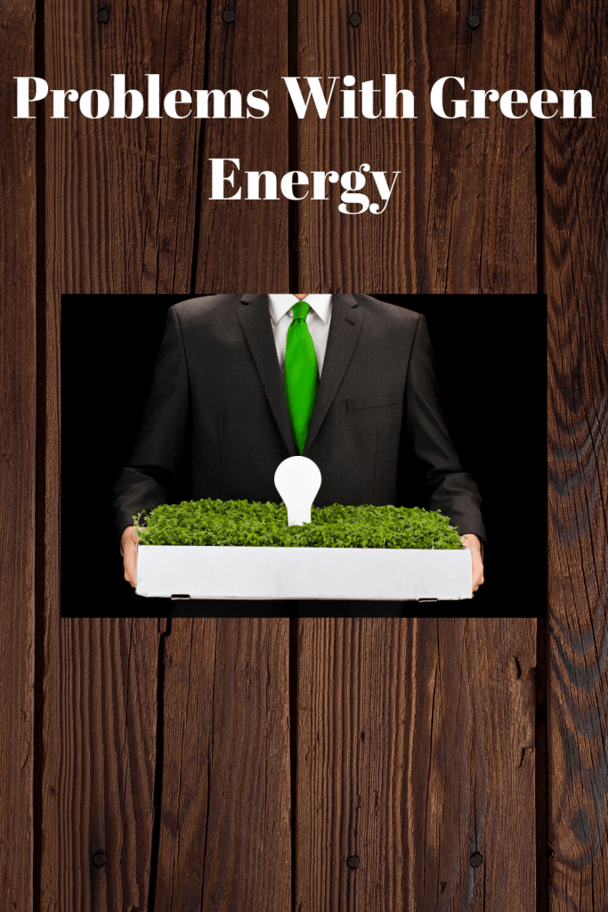 With Green Energy
